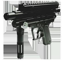 Arg 3 Multi Functional Anti Riot Soft Gun